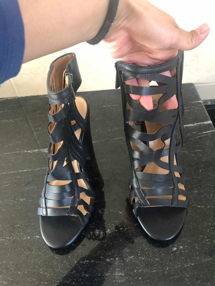 Bonitos Zapatos De Tacón Nuevos