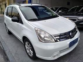 Nissan Livina S 1.6 16v Flex, Orv8769
