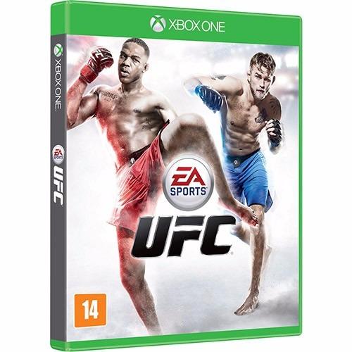 Ea Sports Ufc Xbox One Mídia Física Lacrado