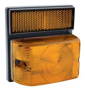 Lanterna Retangular Amarela