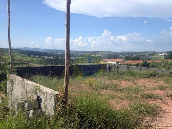Terreno À Venda, 800 M² Por R$ 240.000,00 - Usina - Atibaia/sp - Te0423
