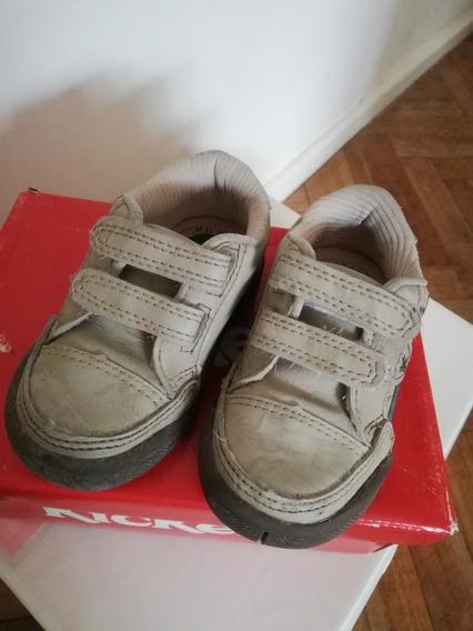 Zapatos Cuerina