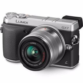 Panasonic Lumix Dmc-gx7 + 14-42mm F/3.5-5.6 Reenvid/recife
