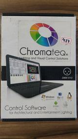 Chromateq Control Software Controle De Iluminação