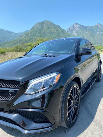 Mercedes-benz Clase Gle 2019 5.5l Coupe 63 Amg At