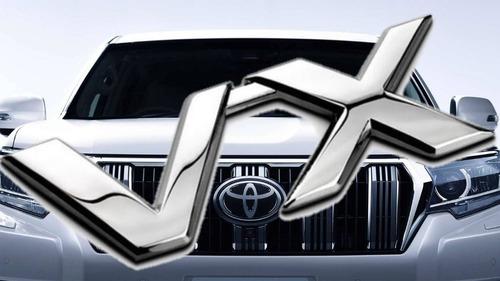 Emblema Original Vx Y Txl Para Toyota Prado