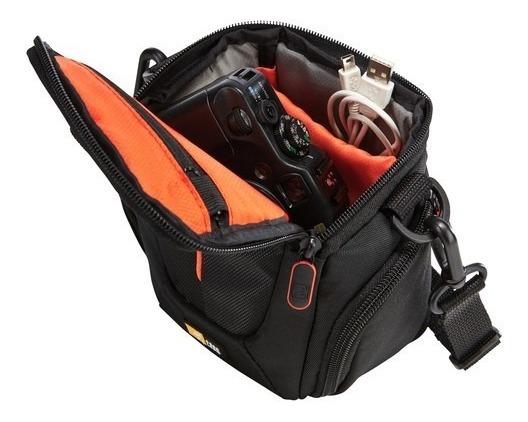 Bolsa Mochila Case Logic P/ Camera Dcb-304 Canon Nikon Sony