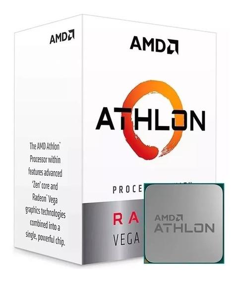 Processador Amd Athlon 220ge Box (am4 / 3.4ghz / 4mb Cache)