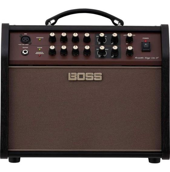 Amplificador P/ Violão Boss Acoustic Singer Live Lt 60w 117