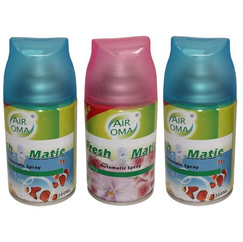 Perfumador En Spray 300 Ml X 3 Unidades Set Aromatizadores