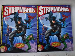 Stripmania Nº 3! Opera Graphica 2003! Batman/aranha/tarzan
