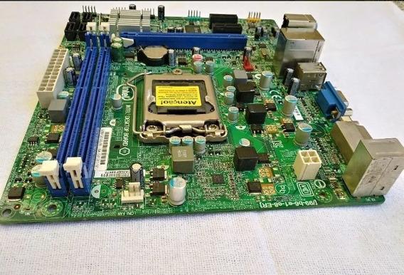 Kit Placa Mãe Intel 1155 Dh61bf + Proc Pentium G2030 *semino