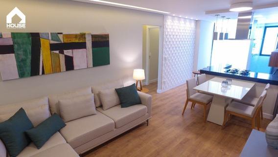 Apartamento Padrão Em Guarapari - Es - Ap0285_hse
