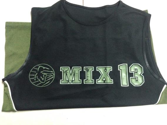 Camiseta Mix 13 Body Combat