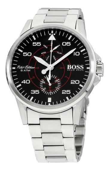 Relógio Masculino Hugo Boss 1513518 Aço Inoxidável