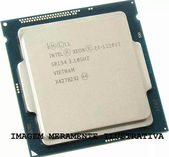 Processador Intel® Xeon® E3-1220 V3 Cache De 8 M, 3,10 Ghz