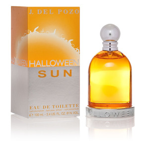 Perfume Halloween Sun Jesus Del Pozo Dama 100ml