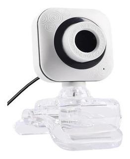 Camara Web Webcam Usb Pc Windows 640 X 480 Mic Zoom Skype