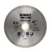Imagen 1 de 7 de Disco Diamantado Dewalt Dw47701hp Continuo 7 180mm Dewalt