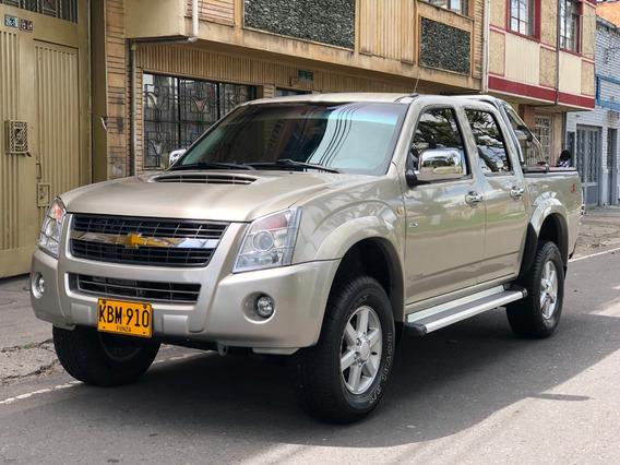 Chevrolet Luv D-max Ls 4x4 3000cc Tdi Mt Aa Dh Fe
