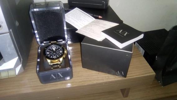 Relógio Armani Exchange Semi-novo