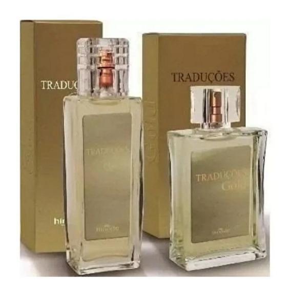 Perfumes Traduções Gold Hinode 100ml, Escolha A Fragrância!