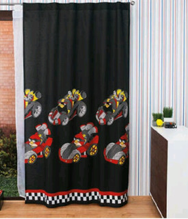 Cortinas Vianney Angry Birds Go