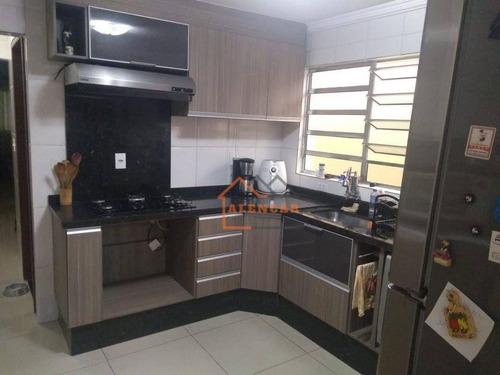 Imagem 1 de 30 de Casa Com 3 Dormitórios À Venda, 150 M² Por R$ 450.000,00 - Cidade São Mateus - São Paulo/sp - Ca0129
