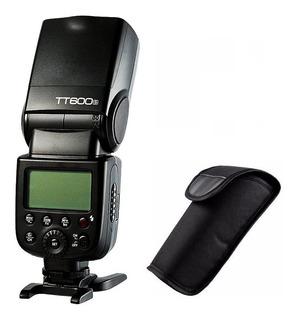 Flash Godox Tt600 S Para Sony