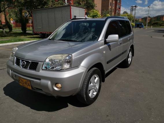 Se Vende O Se Permuta Nissan Xtrail Diesel 4x4 Modelo 2007