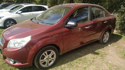 Chevrolet Aveo Lt 1.6n M/t
