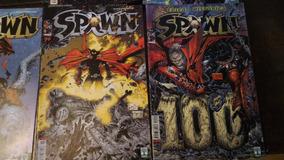 Spawn 1 A 100 Completa Promoção