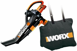 Soplador/triturador/apirador Worx Wg500.2 Usado Herramienta