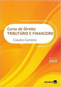 Curso De Direito Tributário E Financeiro 8ª Edição 2019