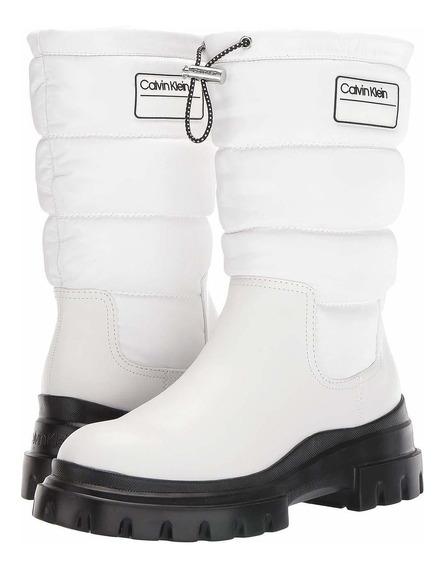 Botas Invierno Nieve Mujer Calvin Klein Laeton E-1363