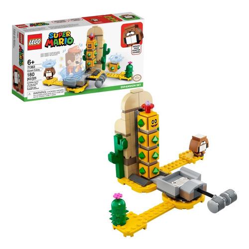 Lego Super Mario 71363 Pokey Del Desierto 180 Piezas