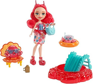 Enchantimals Cameo Crab S Fashion Dolls
