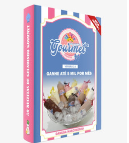 95 Receitas De Geladinhos Gourmet + Bônus