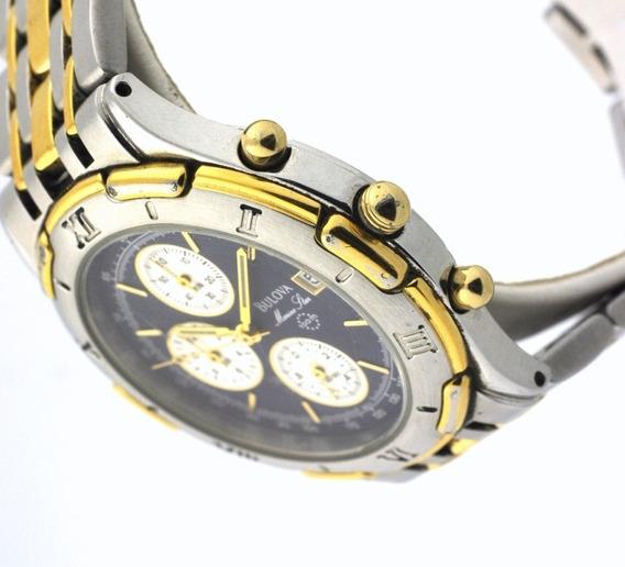 Bulova Marine Star Two Tone - Chronograph - 100m