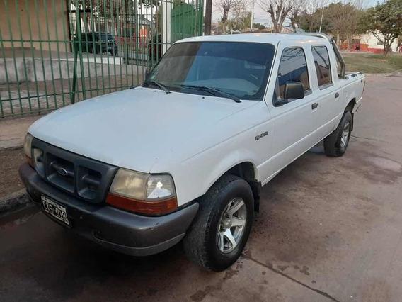 Ford Ranger 2.5 Xlt I Dc 4x2 2000