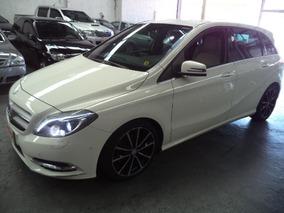 Mercedes B 200 Cgi 1.6 Turbo Automatica 2014 Branca 2 Dono !