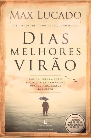 Livro Auto Ajuda, Dias Melhores Virãolucado, Max