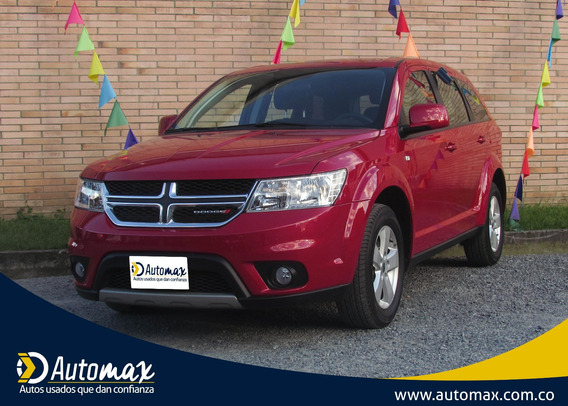 Dodge Journey Se 4x2, At 2.4