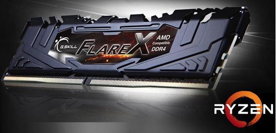 Memória G.skill Flare X 16gb (2x8gb) 2400mhz Ddr4 Cl15