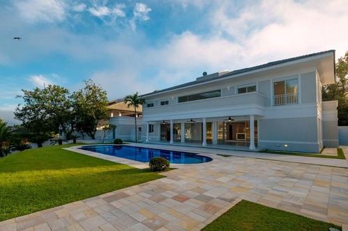 Casa Com 4 Dormitórios À Venda, 750 M² - Marina Guarujá - Guarujá/sp - Ca3334