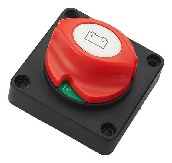 Isolador Bateria Desligar Interruptor De Poder Para Carro Ma