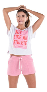 Remeras Mujer Topper Gtw Loose Act Like An Athlete
