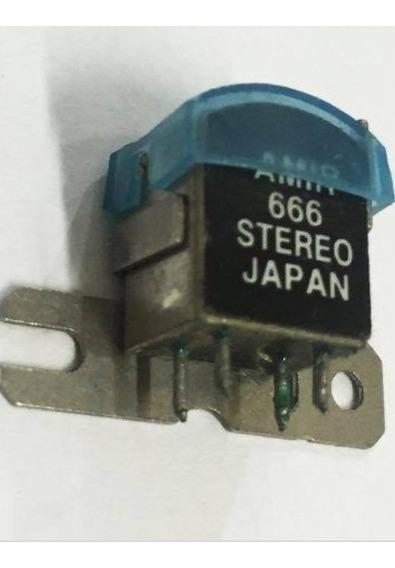 Kit Com /3 Cabeça Magnética Amir666 /009 Japan (permalloy)