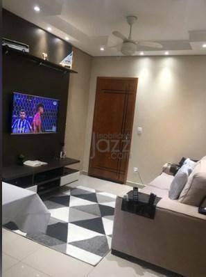 Apartamento Com 3 Dormitórios À Venda, 72 M² Por R$ 270.000,00 - Matão - Sumaré/sp - Ap5371