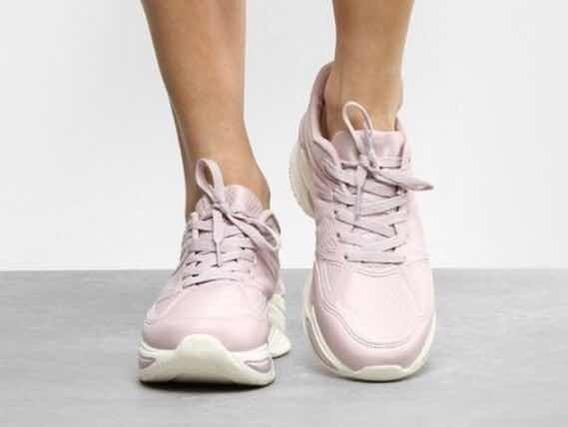Tênis Azaléia Chunky Sneaker Feminino 885 Original !!!!!!!!